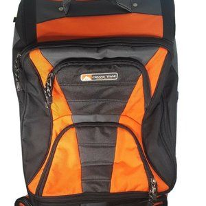 Ozark Trail Outdoor Equipment Rolling Backpack Tra